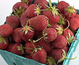 BasketStrawberries