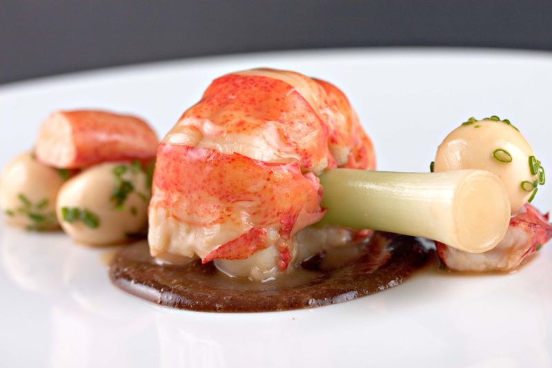 LobsterLeekPruneGoatCheese