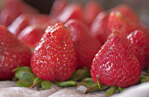 CleanedStrawberries
