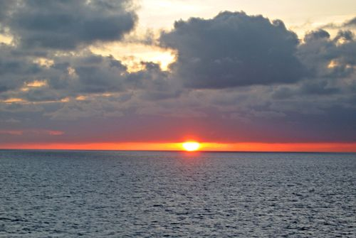 SunsetOnOcean