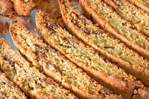 GingerChocolateBiscotti