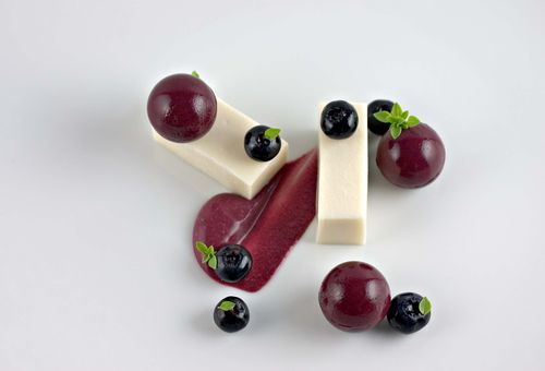 CoconutBlueberriesBasil