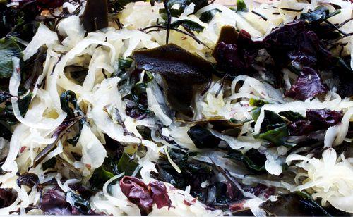 SeaweedSaurkraut