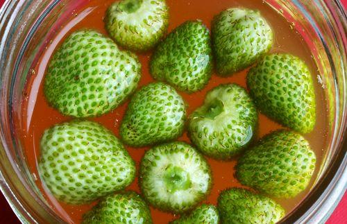 GreenOliveStrawberries