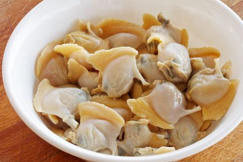 Cooked&CleanedClams