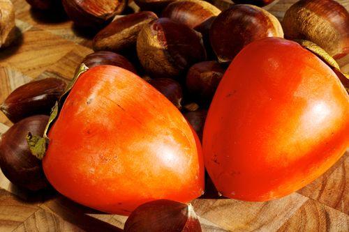 Persimmon&Chestnuts