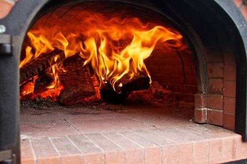 FireBurningOven