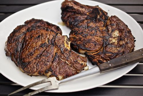 GrilledRibEyeSteaks