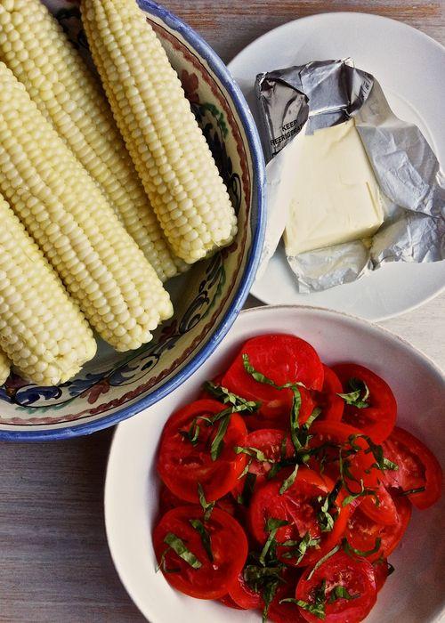 Corn&Tomatoes