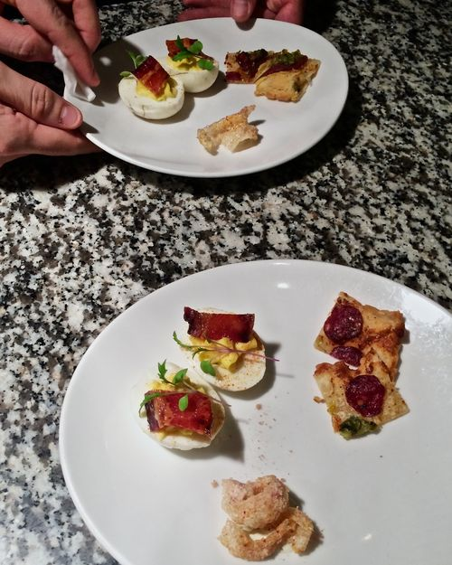 EggTartCrackling