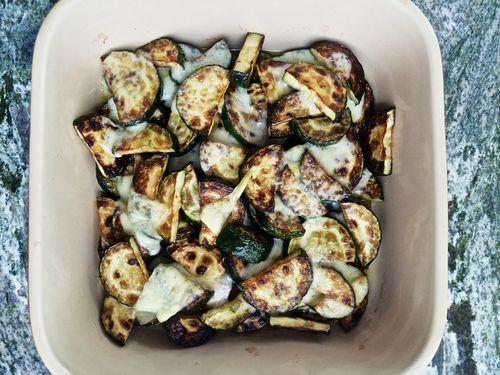 Zucchini-Comte-Gratin