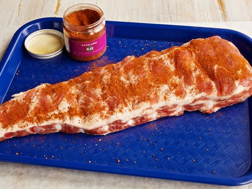 Ribs&SpiceRubbed