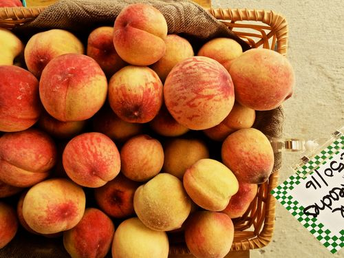 Basket-of-Peaches