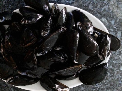 Mussels-Platter