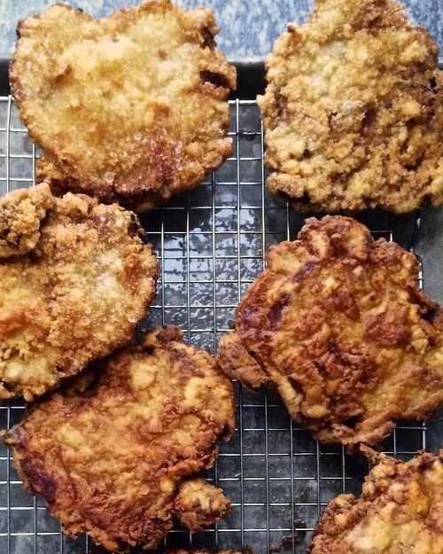 Potato-Starch-Fried-Chicken