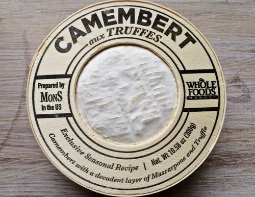 Truffle-Camembert
