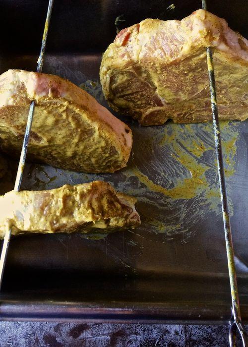 Skewered-Mustard-Pork-Chops