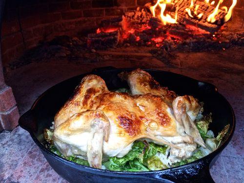 Chicken-Escarole-Rice