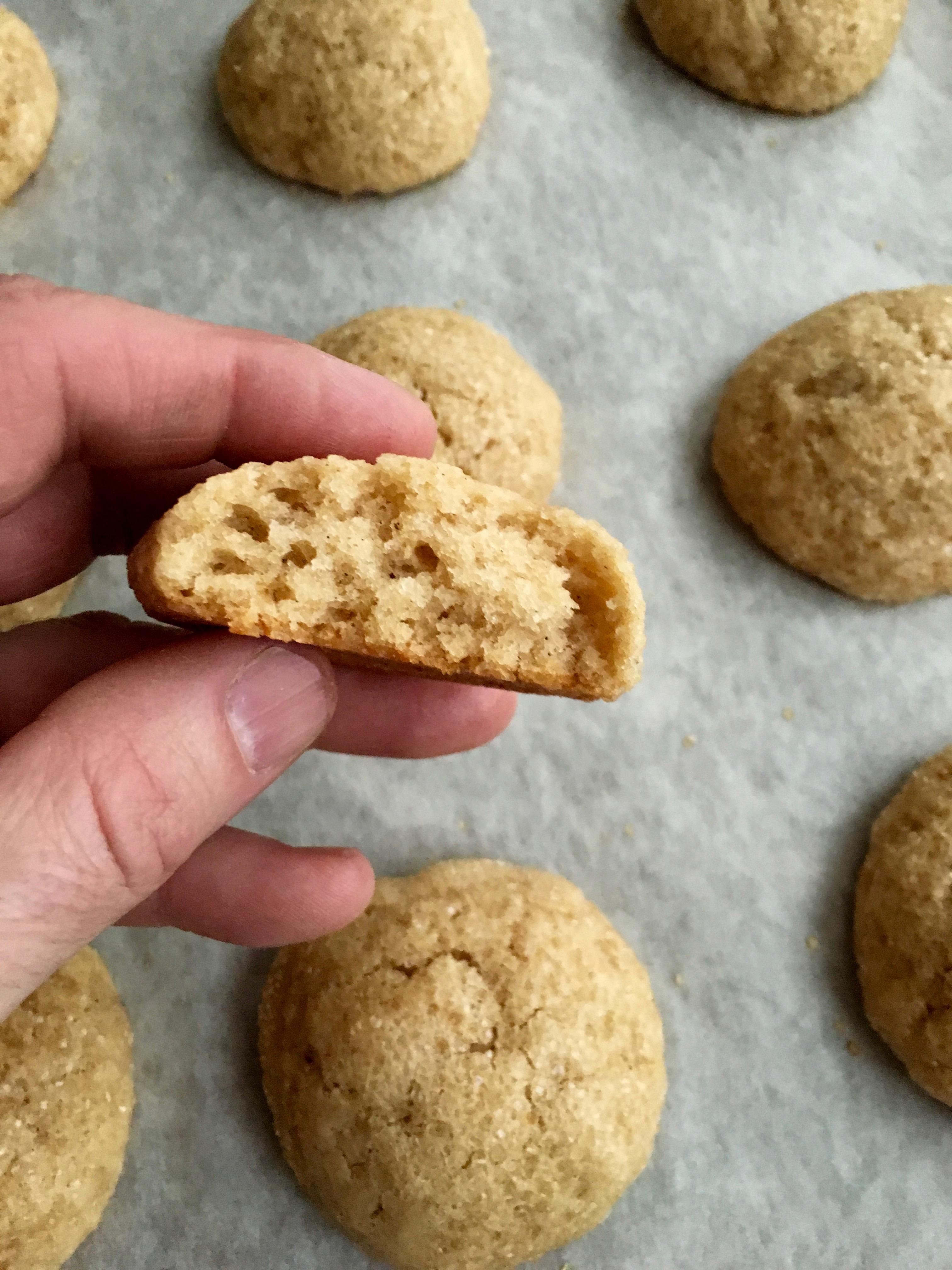 Vegan holiday cookies recipe