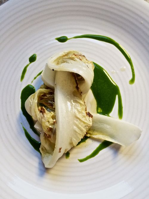Cabbage-Leaves-Smoked-Mackerel-Green-Sauce